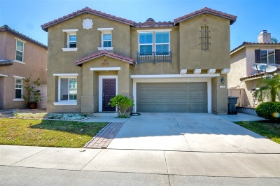 Oceanside Single Family Home For Sale: 335 Franciscan Way