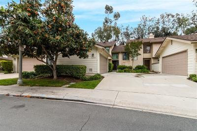 Scripps Ranch Attached For Sale: 10349 Crosscreek Ter