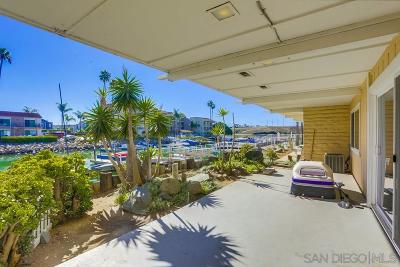Carlsbad Attached For Sale: 4519 Cove Drive #5