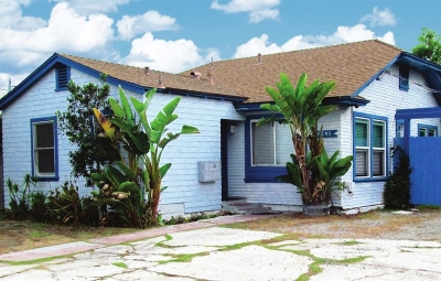 San Diego County Multi Family 2-4 For Sale: 4243-4245 41st Street