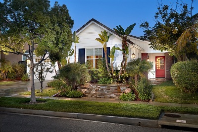 Carlsbad Single Family Home For Sale: 2685 Echo Ave