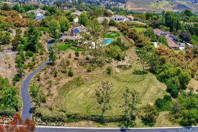 Fallbrook Single Family Home For Sale: 24 Gateview