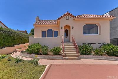 Single Family Home For Sale: 1092 Evergreen