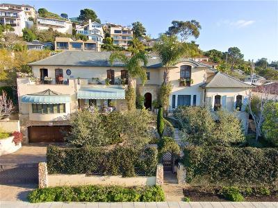La Jolla Single Family Home For Sale: 1275 Virginia Way