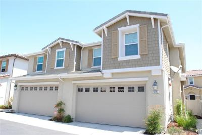Lakeside Townhouse For Sale: 8615 Sage Shadow Dr