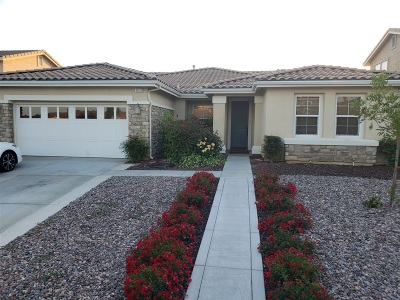 Murrieta, Temecula Single Family Home For Sale: 39311 Shree