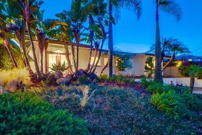 Clairemont Single Family Home For Sale: 2112 Cecelia Terrace