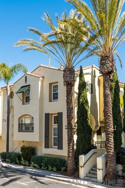 Attached For Sale: 3794 Mykonos Lane #40