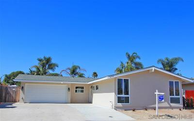 Single Family Home For Sale: 2778 Luna Ave