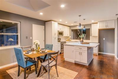 San Diego Single Family Home For Sale: 8434 Lake Gaby