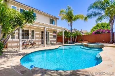 Scripps Ranch Single Family Home For Sale: 11059 Doverhill Road