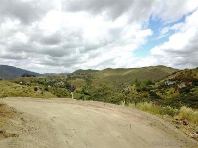 Fallbrook Residential Lots & Land For Sale: 1 Willow Glen Rd