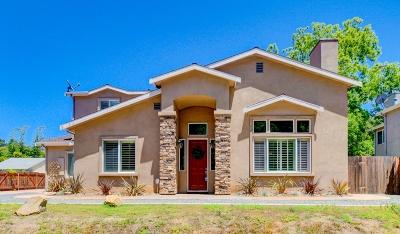 La Mesa Single Family Home For Sale: 9111 Tropico Dr