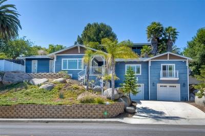 Escondido Single Family Home For Sale: 104 E 9th Ave