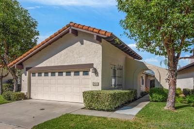 San Diego Single Family Home For Sale: 17624 Plaza Arica