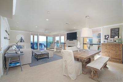 Pacific Beach Rental For Rent: 1145 Pacific Beach Drive #208