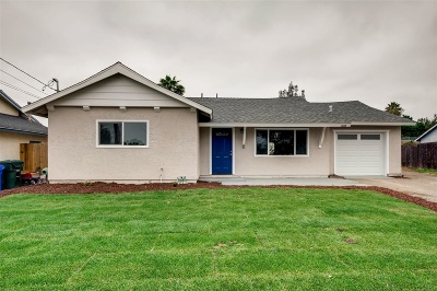 Vista Single Family Home For Sale: 1052 Swallow Dr