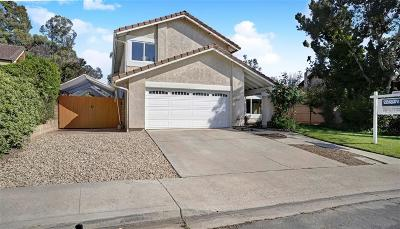 Scripps Ranch Single Family Home For Sale: 10645 Loire Ave.