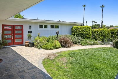 Single Family Home For Sale: 9304 Mesa Vista