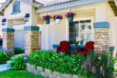 Single Family Home For Sale: 343 La Purisma Way