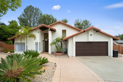 Single Family Home For Sale: 17524 Tam O Shanter Dr