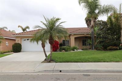 Single Family Home For Sale: 3932 Alipaz Ct