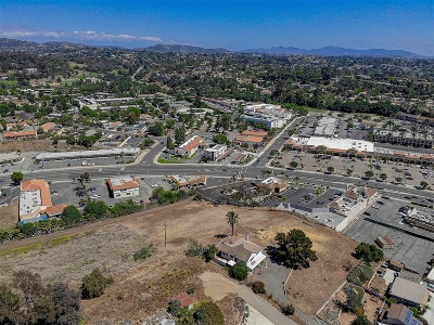 Vista Residential Lots & Land For Sale: Anza Ave