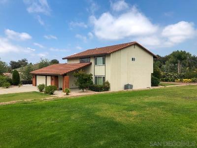 Single Family Home For Sale: 18081 Sencillo Dr