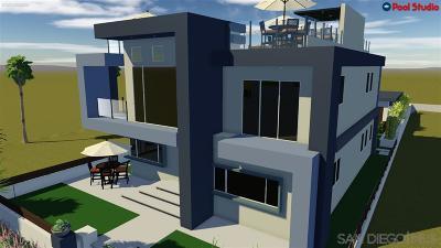 Ocean Beach, Ocean Beach/Point Loma, Ocean Obeach Single Family Home For Sale: 4386 Newport Avenue