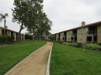 Attached For Sale: 7425 Charmant Drive #2609