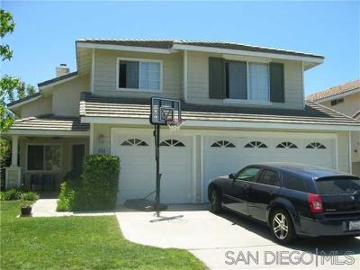 Single Family Home For Sale: 558 Lupine Way