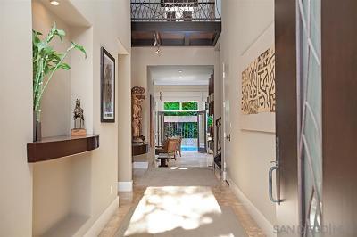 La Jolla Single Family Home For Sale: 8217 El Paseo Grande