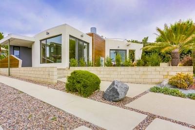 Carlsbad Single Family Home For Sale: 3464 Seacrest Dr.