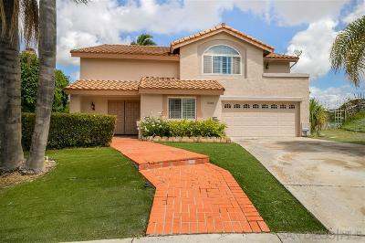 Bonita Single Family Home For Sale: 5380 Dressage Dr