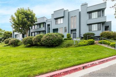 Del Mar Townhouse For Sale: 845 America Way