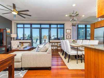 Downtown Attached For Sale: 1551 4th Ave #601