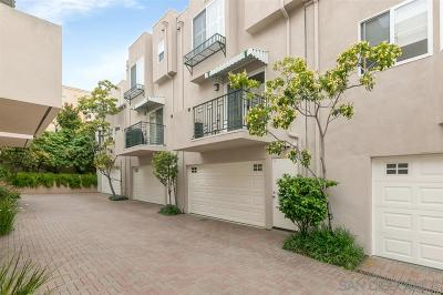 Townhouse For Sale: 2253 5th Ave