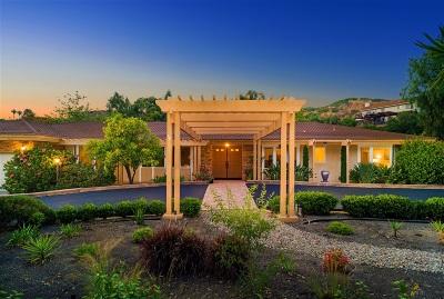 Bonita Single Family Home For Sale: 4463 Acacia Ave