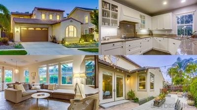 Carlsbad Single Family Home For Sale: 2751 Plumeria Drive