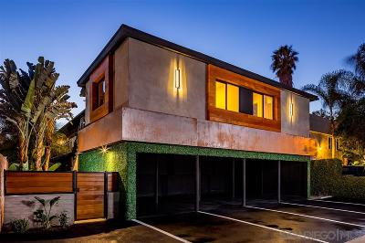 Los Angeles Multi Family 5+ For Sale: 3755 Inglewood Blvd