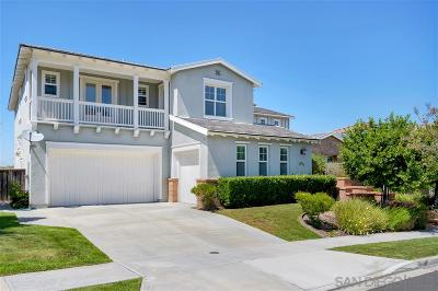 San Diego Single Family Home For Sale: 13332 Shadetree Ct.
