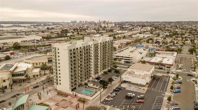 National City Attached For Sale: 801 National City Blvd #1201