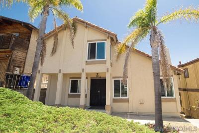 San Diego Single Family Home For Sale: 2531 Hartford St.