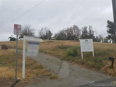 San Marcos Residential Lots & Land For Sale: 1565 Montiel Road #2, 4, 5