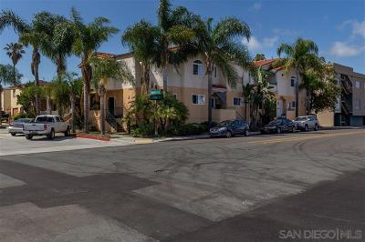 San Diego Multi Family 5+ For Sale: 1050 Scott Street