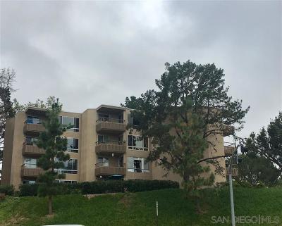La Mesa Attached For Sale: 5712 Baltimore Drive #480