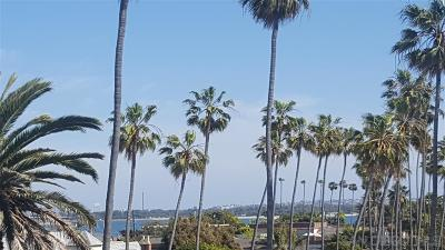 Pacific Beach Rental For Rent: 881 Thomas Ave. #26