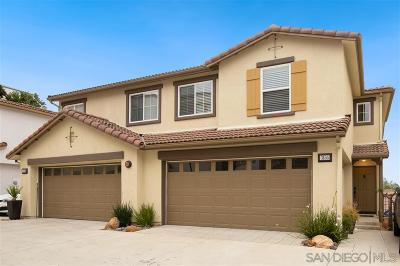 Mission Hills Attached For Sale: 3156 Harbor Ridge Ln