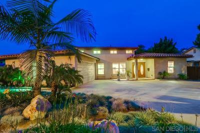 La Jolla Single Family Home For Sale: 5250 La Jolla Blvd