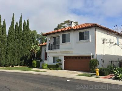 La Jolla Rental For Rent: 2460 Darlington Row